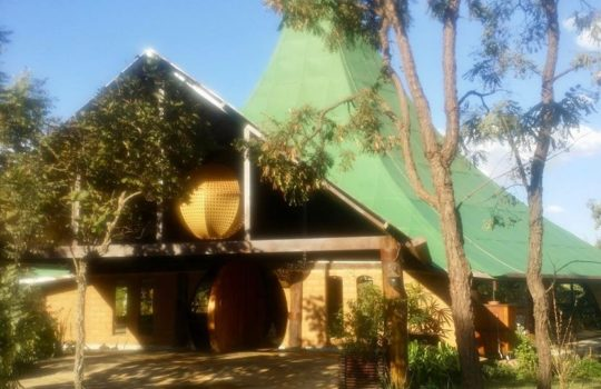 Salão Sede Alma Campestre (disponível para aluguel)