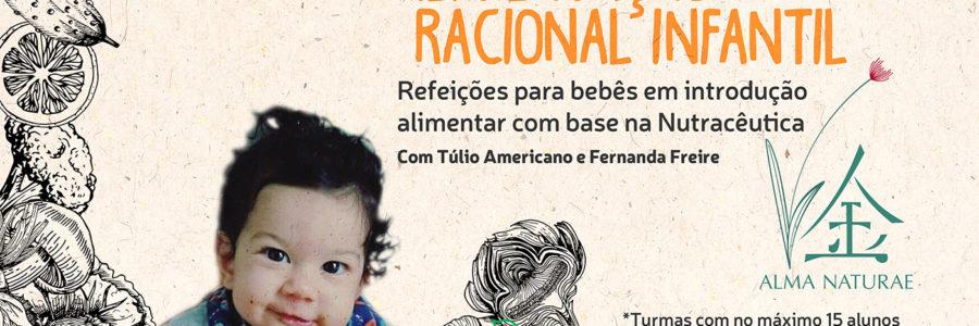 Alimentação Racional Infantil